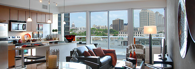 Corporate housing and company apartments preferred by firms that want