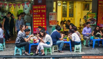 Food street, tong duy tan – karaoke like clockwork at our hanoi home Proprietors hastily comply