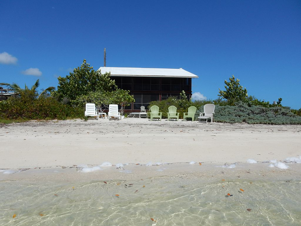 Experience your own private beach front home