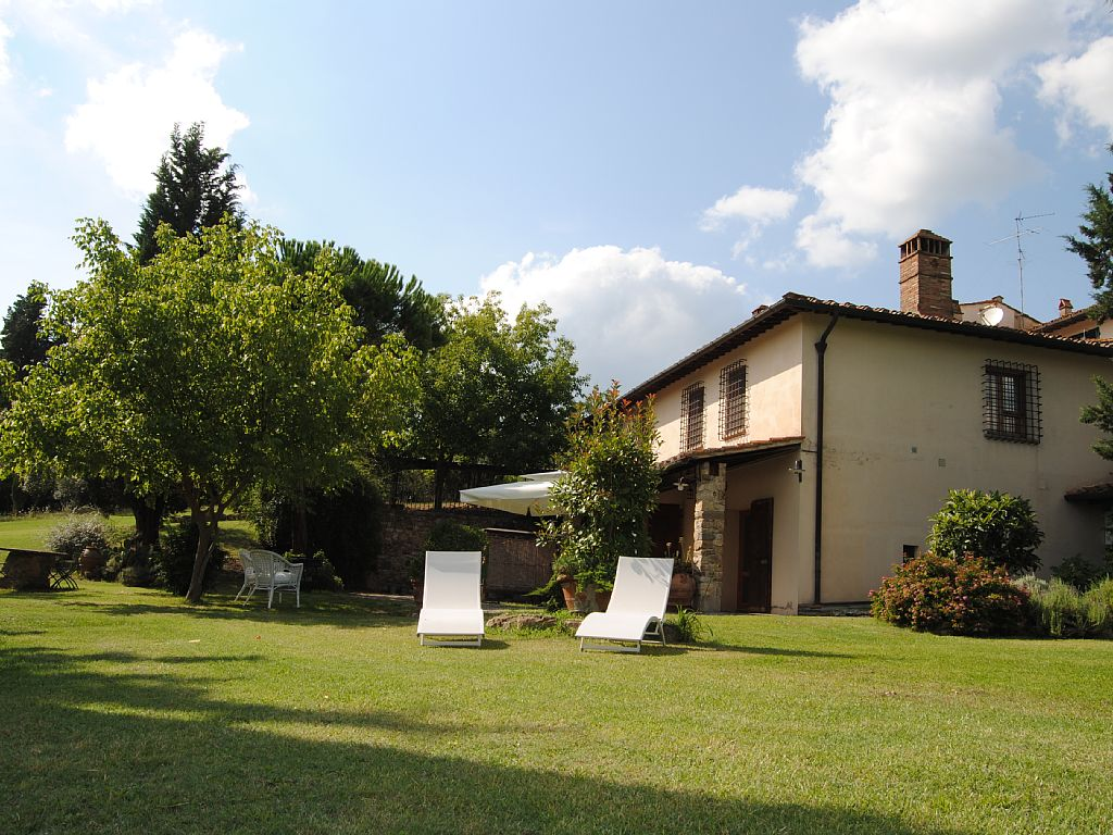 Villa Le Muracce - 5 Bedroom Self Catering Holiday villa in Greve in Chianti