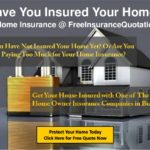 Home insurance – property insurance quotes