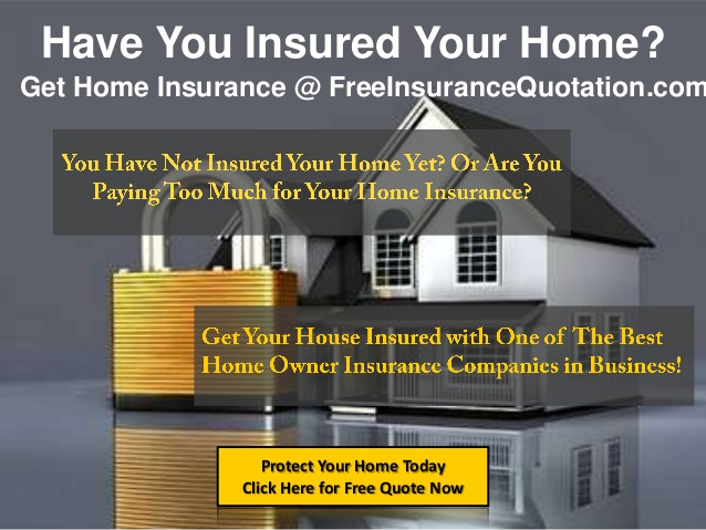 Home insurance – property insurance quotes purchase, product
