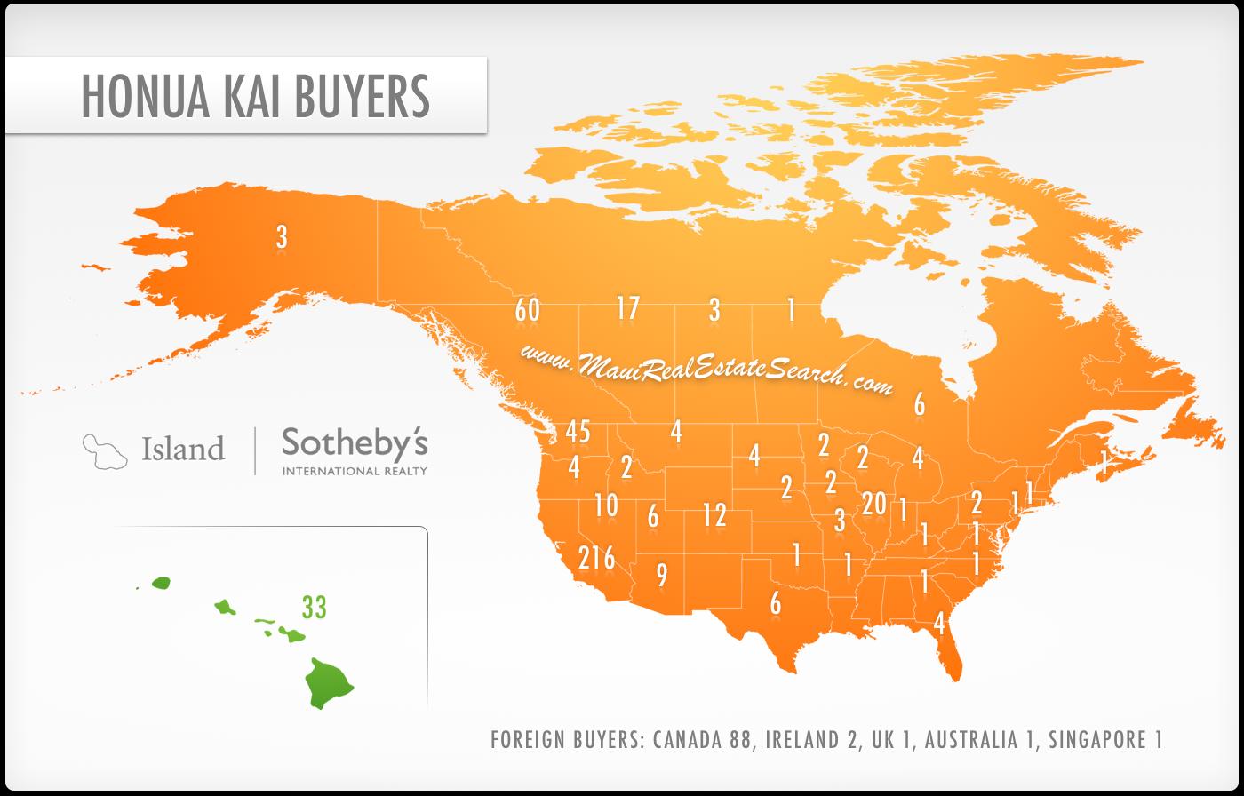 honua kai buyers map