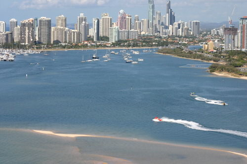 Hotel with wireless independent hotels in gold coast, queensland shore Views
