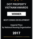 Imperial place stands alone as well as condo development vietnam – us dot property awards