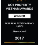 Newstarland shines as well as property agency hanoi – us dot property awards