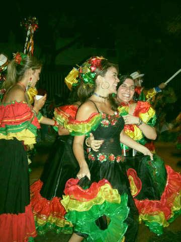 Carnival Barranquilla Colombia South America 2007