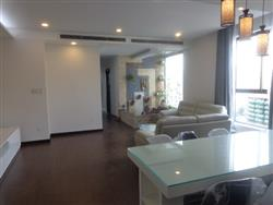 Brand new apartment for rent on Tue Tinh street , Hai Ba Trung with 3 bedrooms