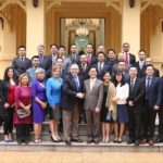 Santa clara county realtors® visit vietnam legitimate estate trade – crossroads today