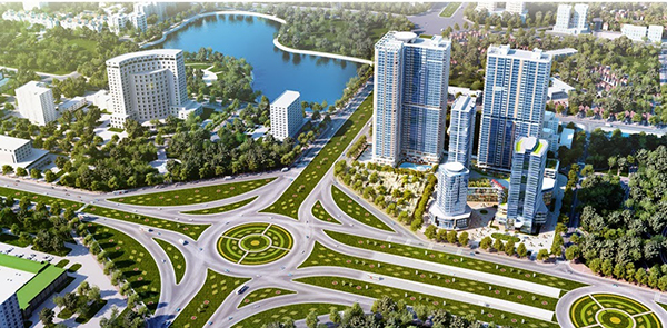 Overview of Thang Long Number One project