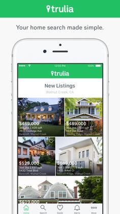 Trulia property - homes for purchase & rent around the application store of homes you