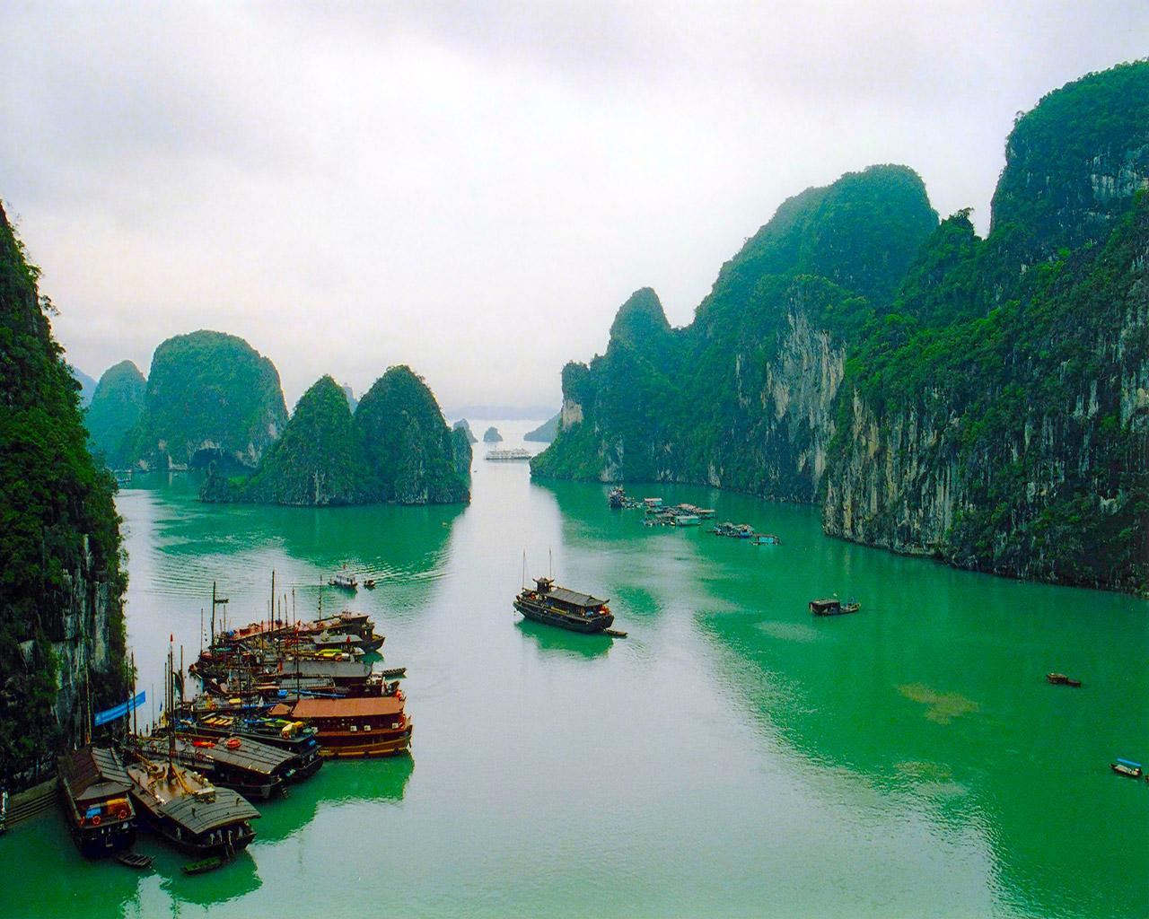 Vietnam founding                   from