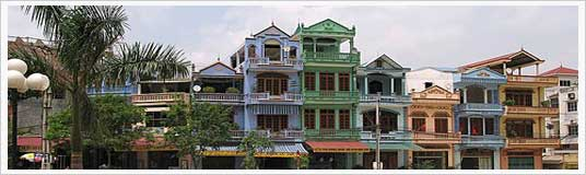 Vietnam property re offered